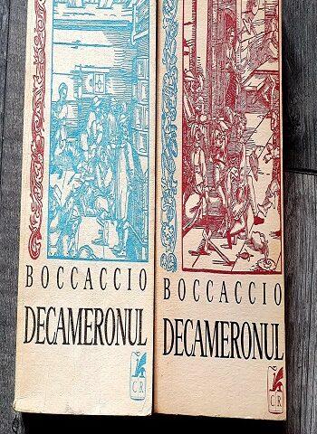 Decameronul -Boccacio