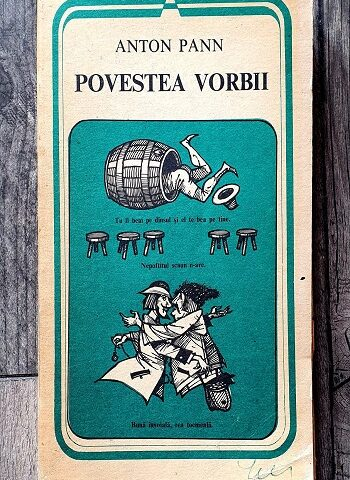Povestea Vorbii-Anton Pann