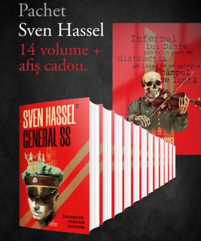Pachet de autor Sven Hassel – 14 Volume