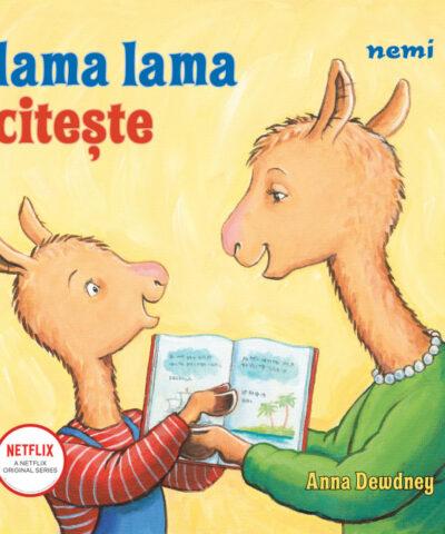 Lama lama citește,Anna Dewdney