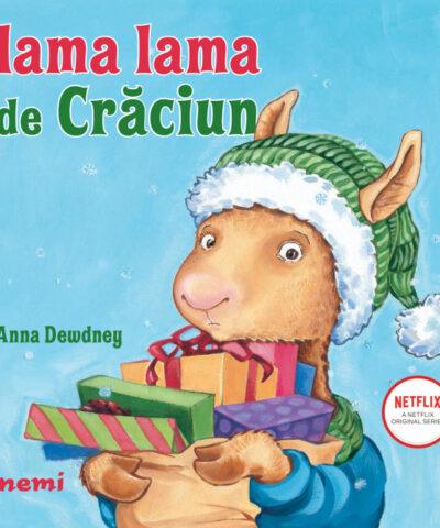 Lama Lama de Crăciun,Anna Dewdney